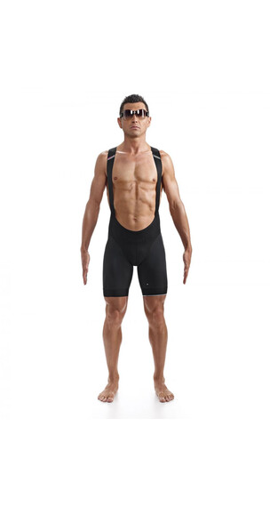 assos T.cento_S7 Bibshort Men Black Volkanga